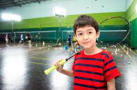 Trainingsbeitrag Badminton